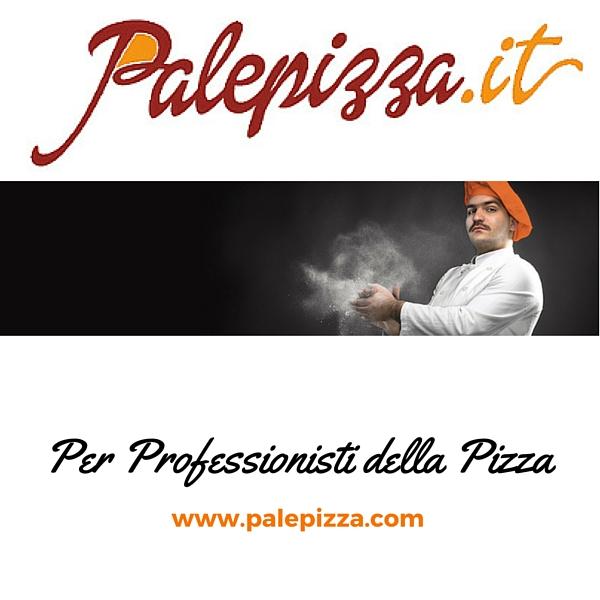 palepizza per professionisti della pizza