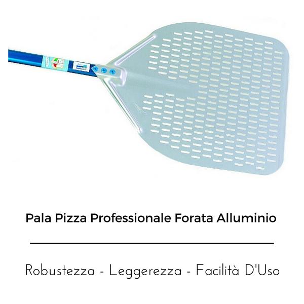 pala pizza alluminio con forature palepizza.com