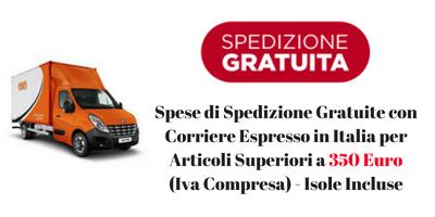 promozione spese trasporto palepizza.com