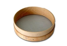 Wood Sieves for Flour and Grain